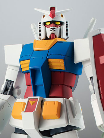 Gundam Robot Spirits RX-78-2 Gundam (Ver. A.N.I.M.E.) Final Battle Exclusive