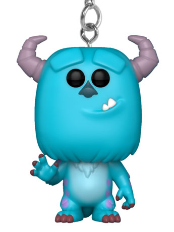 Pocket Pop! Keychain Disney: Monsters Inc. - Sulley