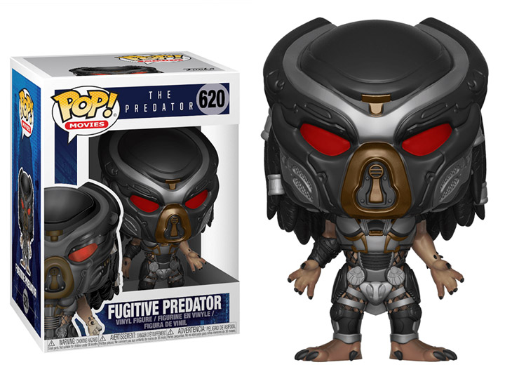 Pop Movies The Predator Fugitive Predator