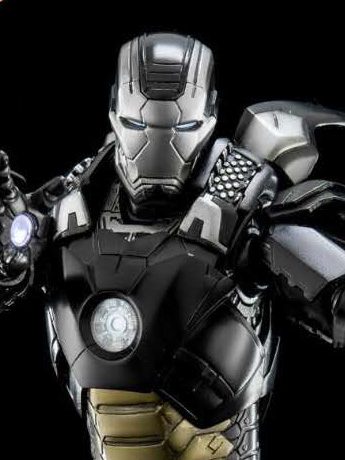 Iron Man 3 DFS046 Iron Man Mark XII 1/9 Scale Figure