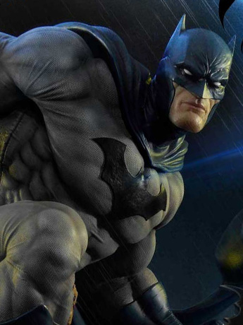 Batman: Hush Batman Museum Masterline Statue