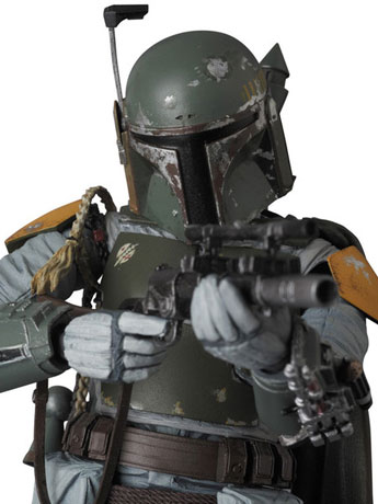 Star Wars MAFEX No.016 Boba Fett
