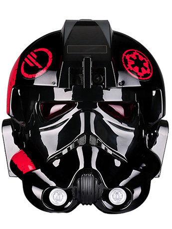 Star Wars Iden Versio Inferno Squad Commander 1:1 Scale Wearable Helmet