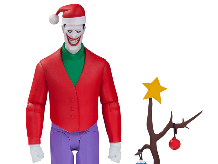 Christmas With The Joker.Batman The Animated Series Christmas With The Joker Figure