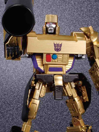 MP-05G Gold Megatron - Only $79.99