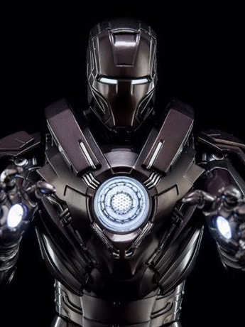 Iron Man 3 DFS055 Iron Man Mark XXXII Romeo 1/9 Scale Figure