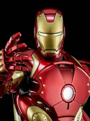Iron Man 3 DFS044 Iron Man Mark X 1/9 Scale Figure