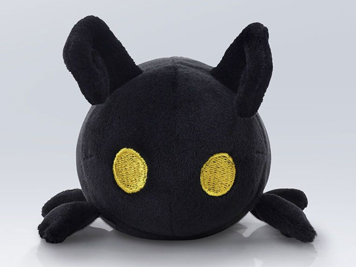 Kingdom Hearts Laying Plush Shadow