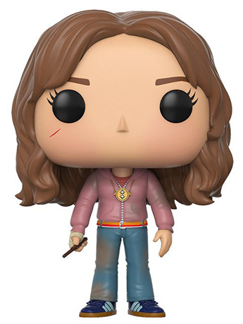 Pop! Movies: Harry Potter - Hermione Granger (With Time-Turner)