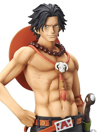 One Piece Grandista The Grandline Portgas D. Ace