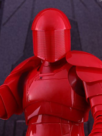 Star Wars: The Last Jedi MMS453 Praetorian Guard (Heavy Blade) 1/6th Scale Collectible Figure