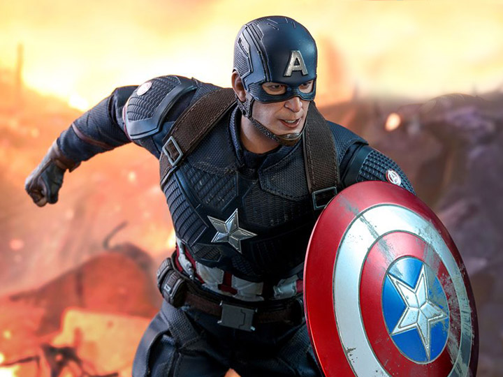 Avengers: Endgame MMS536 Captain America 1/6th Scale