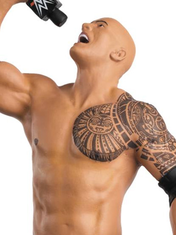WWE Figurine Championship Collection #3 The Rock