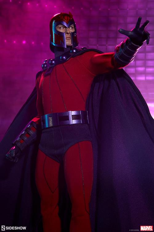 Marvel Magneto 1/6 Scale Figure