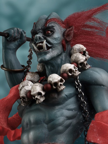 Chinese Myth Yaksha 1/6 Scale Figure