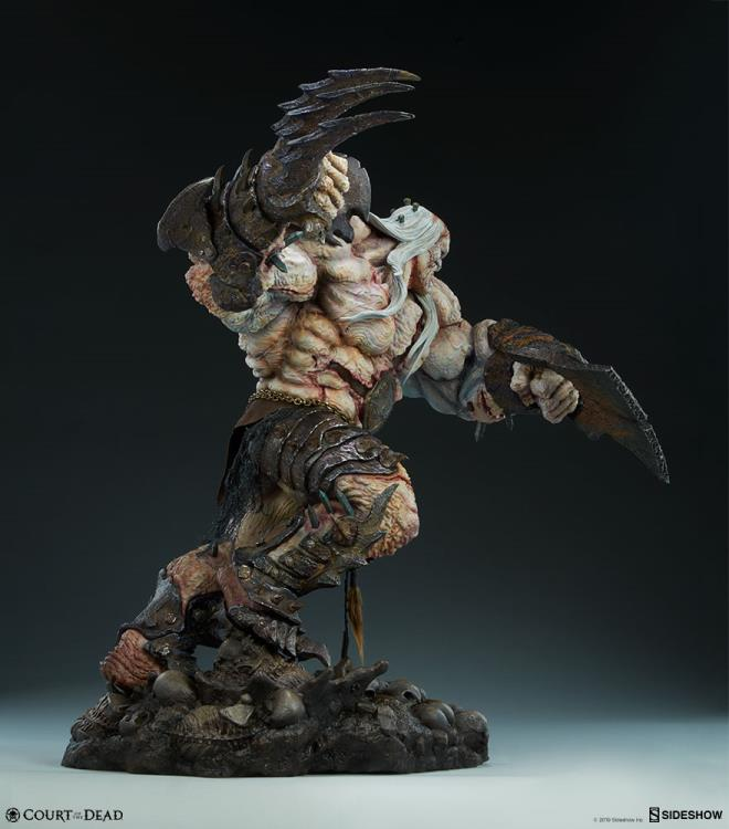 Court of the Dead Odium: Reincarnated Rage Maquette