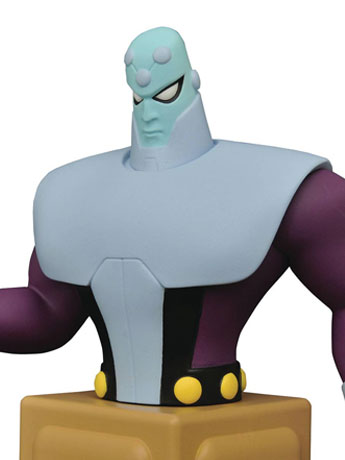 Superman: The Animated Series Brainiac Bust