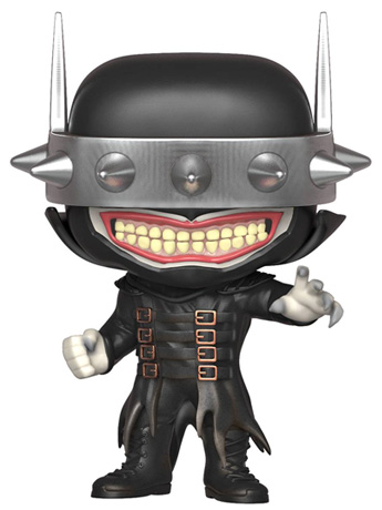 Pop! Heroes: Dark Nights: Metal - Batman Who Laughs PX Previews Exclusive