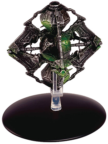 Star Trek Starships Collection - #109 Borg Queen Ship
