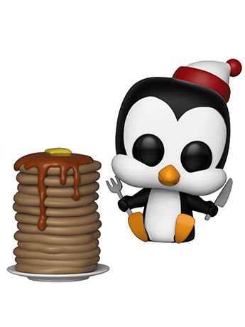 Pop! Animation: Chilly Willy With Pancakes