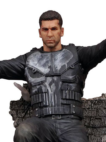 Punisher Gallery Statue
