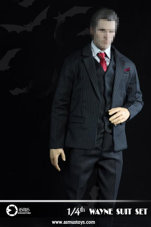 1/4 Scale The Wayne Suit