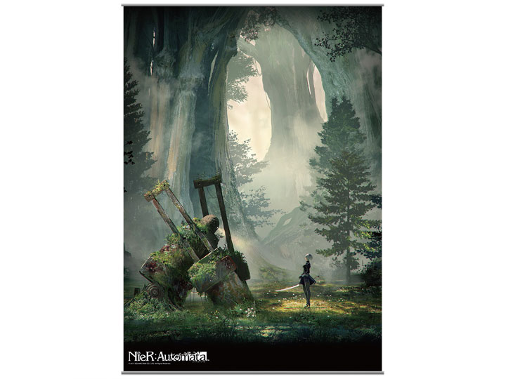 Nier: Automata Vol. 2 Wall Scroll