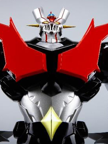Mazinger Zero Heavy Metal Figure