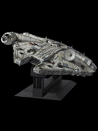 Save $160 - Perfect Grade Millennium Falcon Model Kit