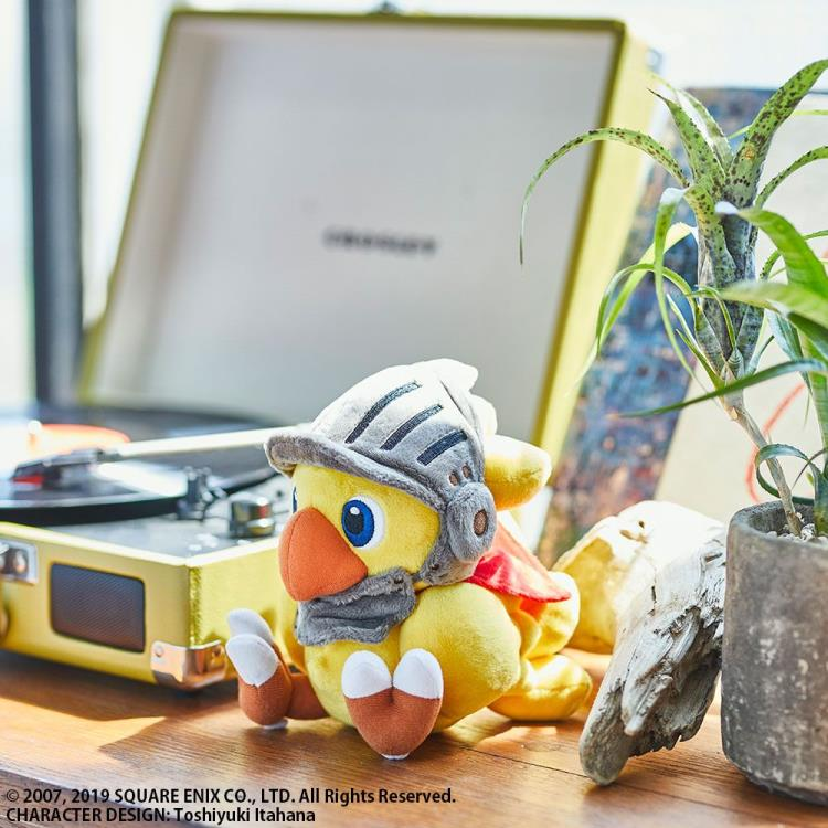 Chocobo's Mystery Dungeon Every Buddy! Chocobo (Knight) Plush