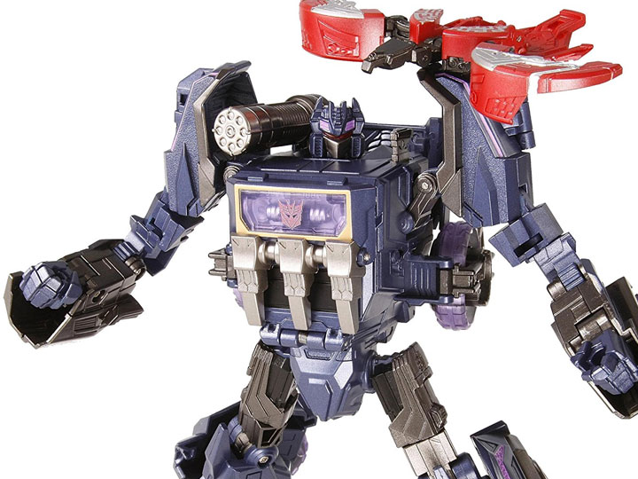 transformers fall of cybertron tg13 soundwave laserbeak