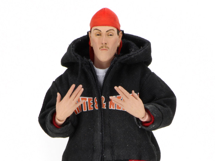 Weird Al White & Nerdy Figure