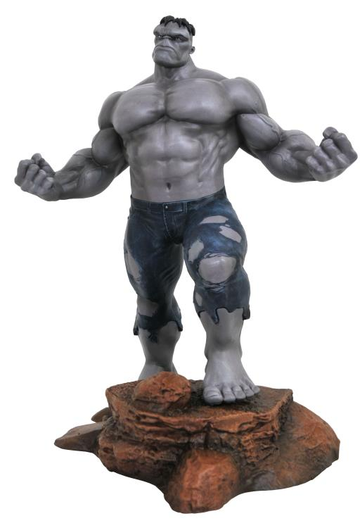 Картинки по запросу Marvel PVC Gallery Statues - Grey Hulk SDCC 2018 Exclusive