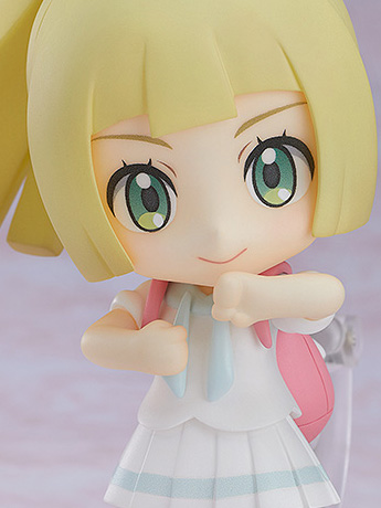 Pokemon Nendoroid No.934 Lively Lillie