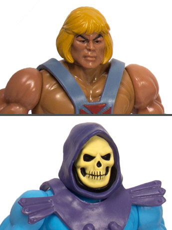 Masters of The Universe Vintage Collection He-Man & Skeletor Two Pack