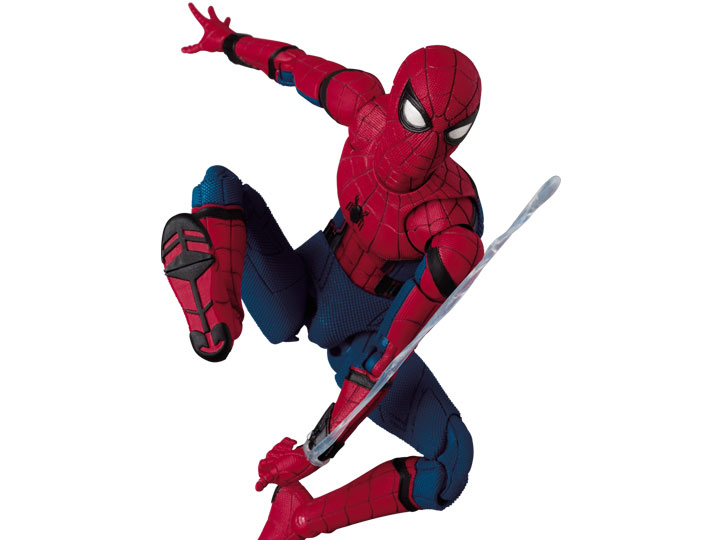 spider man homecoming mafex no 047 spider man spider web clip art transparent spider web clip art to print