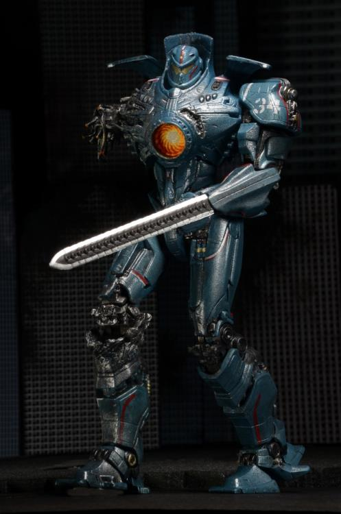 Pacific Rim Gipsy Danger (Reactor Blast) Figure