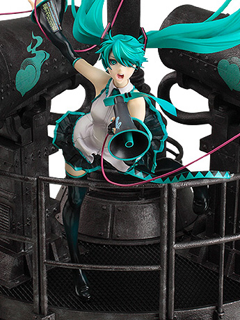 Vocaloid Miku Hatsune (Love is War Ver. DX) 1/8 Scale Figure
