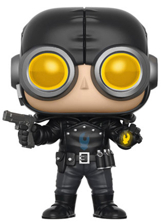 Pop! Comics: Hellboy - Lobster Johnson