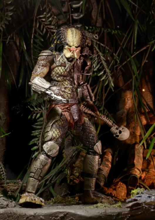 "NECA 7/"" Predator Ultimate Jungle Hunter"