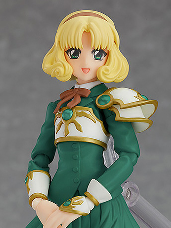 Magic Knight Rayearth figma No.388 Fu Hououji