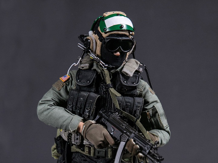 Seal Team 5 VBSS Team Leader 1/6 Scale Collectible Figure