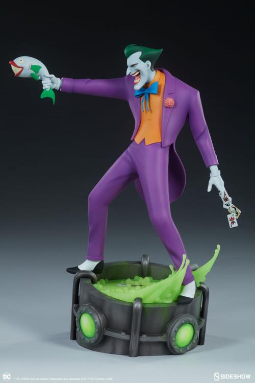 Batman: The Animated Series The Joker Statue