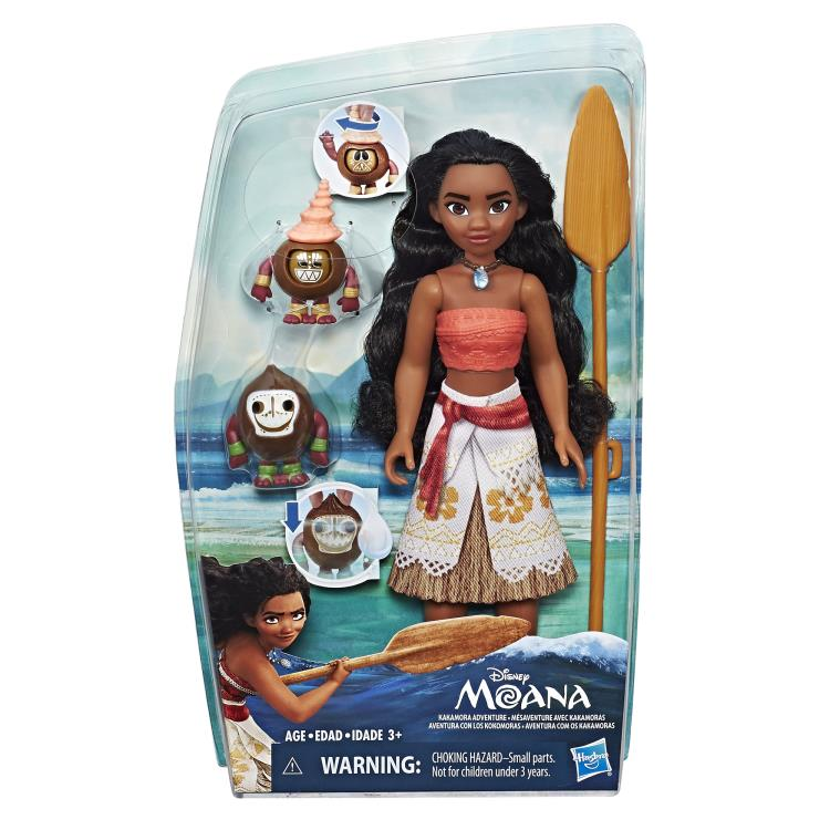 Disney Princess Moana Kakamora Adventure Figure
