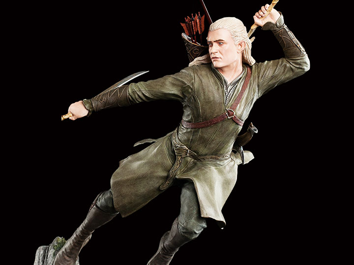 The Hobbit Legolas Greenleaf 1 6 Scale Statue
