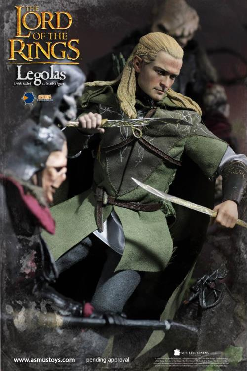 The Lord of the Rings Legolas 1/6 Scale Figure (Luxury Edition)