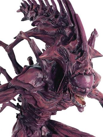 Alien & Predator Figure Collection Special Edition #6 Xenomorph King (Aliens Rogue )