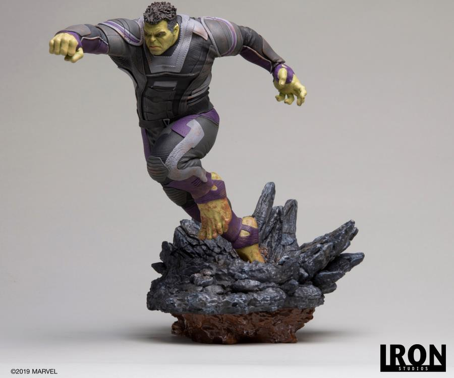 Avengers: Endgame Battle Diorama Series Hulk 1/10 Art Scale Limited Edition Statue