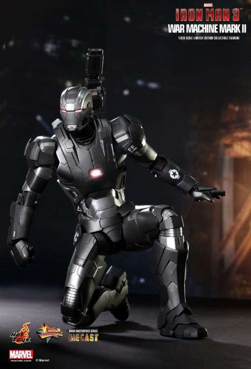Iron Man 3 Mms198d03 War Machine Mark Ii 1 6th Scale Le