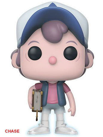 Pop! Animation: Gravity Falls - Dipper Pines (Chase)
